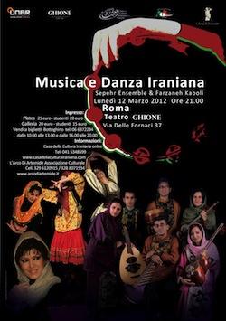 Musica e Danza Iraniana